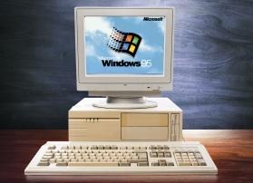 24 de Agosto — 1995 – É lançado o sistema operacional Microsoft Windows 95.