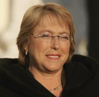 29 de Setembro – 1951 – Michelle Bachelet, política e economista chilena.