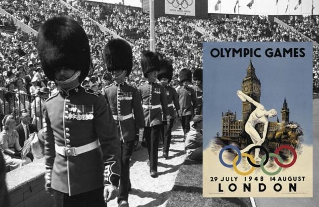 19 de Julho - 1948 – Têm início os Jogos Olímpicos em Londres.