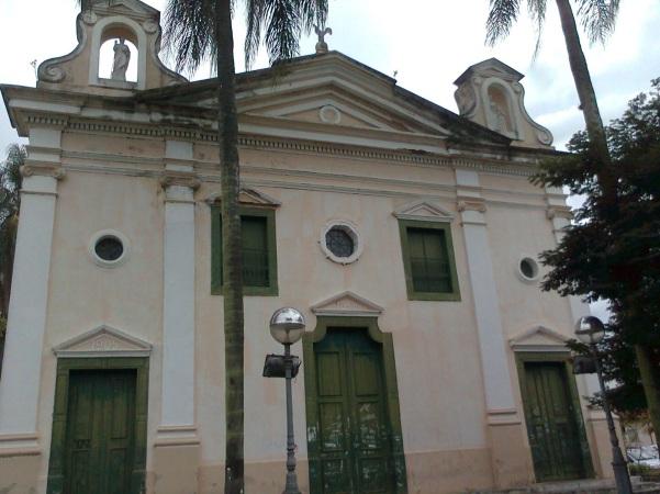 10 de Julho – Igreja de São José, construída por volta de 1848 — Pindamonhangaba (SP) — 312 Anos em 2017.