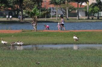 15 de Junho - Lagoa Maior, ou Terceira Lagoa — Três Lagoas (MS) — 102 Anos.