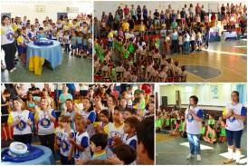 26 de Maio - Colégio Cenecista - Comemoração dos 64 anos da CNEC - Maricá (RJ) 203 Anos