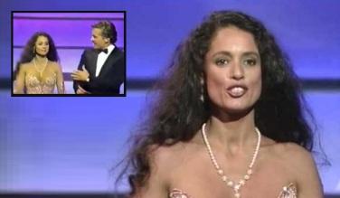 8 de Junho - Sonia Braga foi a primeira brasileira a apresentar uma categoria no Oscar ao lado do astro Michael Douglas em 1987, com apenas 36 anos.