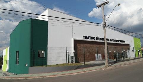 24 de Maio - Teatro Municipal - Nova Odessa (SP) 112 Anos.