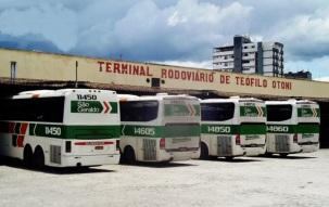 7 de Setembro – Terminal Rodoviário - Teófilo Otoni (MG) — 164 Anos em 2017.
