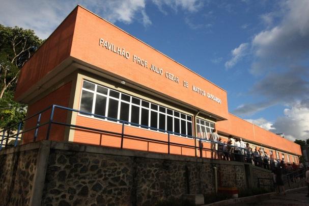 28 de Junho – Pavilhão Professor Julio Cezar de Mattos Cascardo, da Universidade Estadual de Santa Cruz — Ilhéus (BA) — 483 Anos.