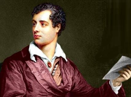 19 de Abril - 1824 — Lord Byron, poeta britânico (n. 1788).
