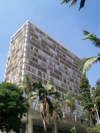 14 de Julho - Palácio dos Jequitibás, que abriga a Prefeitura do Município — Campinas (SP) — 243 Anos em 2017.