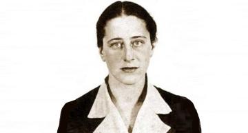 23 de Abril - 1942 — Olga Benário Prestes, militante comunista alemã.