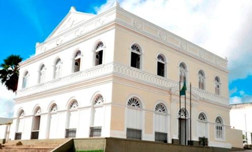 30 de Julho - Prefeitura Municipal — Ceará-Mirim (RN) — 159 Anos em 2017.