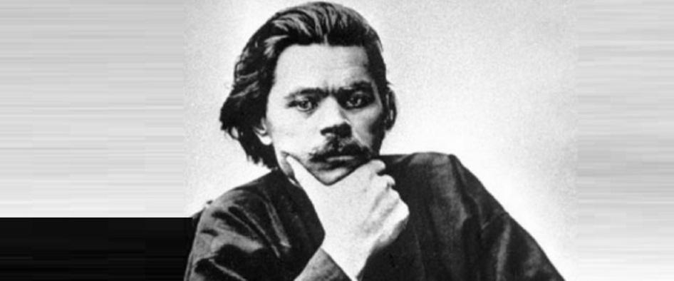 28 de Março - 1868 — Máximo Gorki, autor russo (m. 1936).