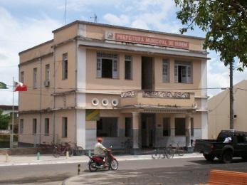 29 de Maio - Prefeitura - Ourém (PA) - 255 Anos