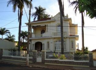 29 de Junho — Casa da Cultura — Monte Azul Paulista (SP) — 121 Anos.