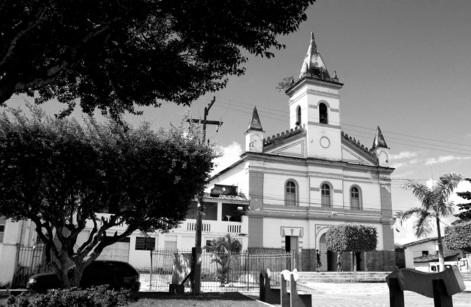 31 de Março - Riachuelo, Sergipe - Igreja.