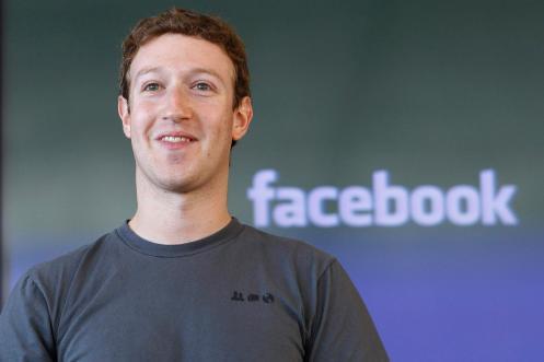 14 de maio - Mark Zuckerberg
