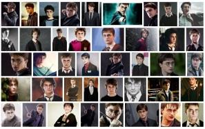 31 de Julho - 1980 — Harry James Potter, personagem fictício e protagonista da série de livros e filmes Harry Potter .