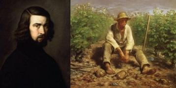 4 de Outubro - 1814 – Jean-François Millet, pintor francês (m. 1875).