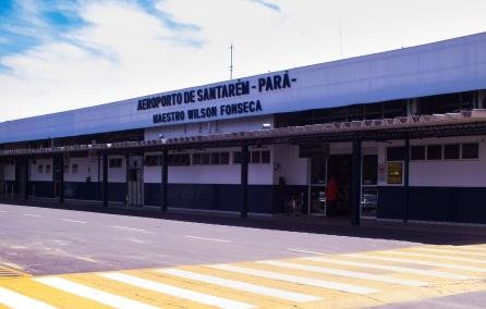 22 de Junho - Aeroporto Internacional Maestro Wilson Fonseca — Santarém (PA) — 356 Anos.