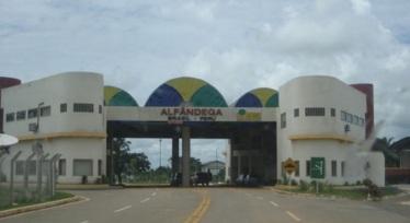 14 de Maio - Assis Brasil (AC) 41 Anos - Fronteira com o Peru - Alfândega.
