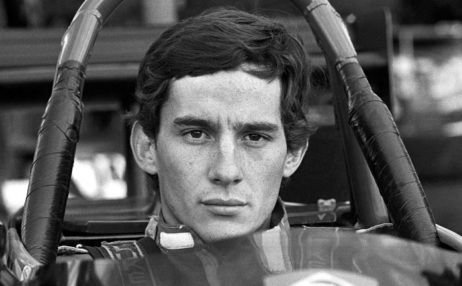 21 de Março - Ayrton Senna - automobilista - brasileiro