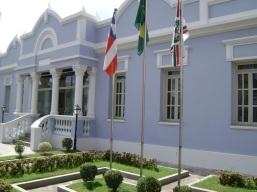 18 de Setembro – Câmara Municipal de Feira de Santana, no bairro Kalilândia, o órgão legislativo do município — Feira de Santana (BA) — 184 Anos em 2017.