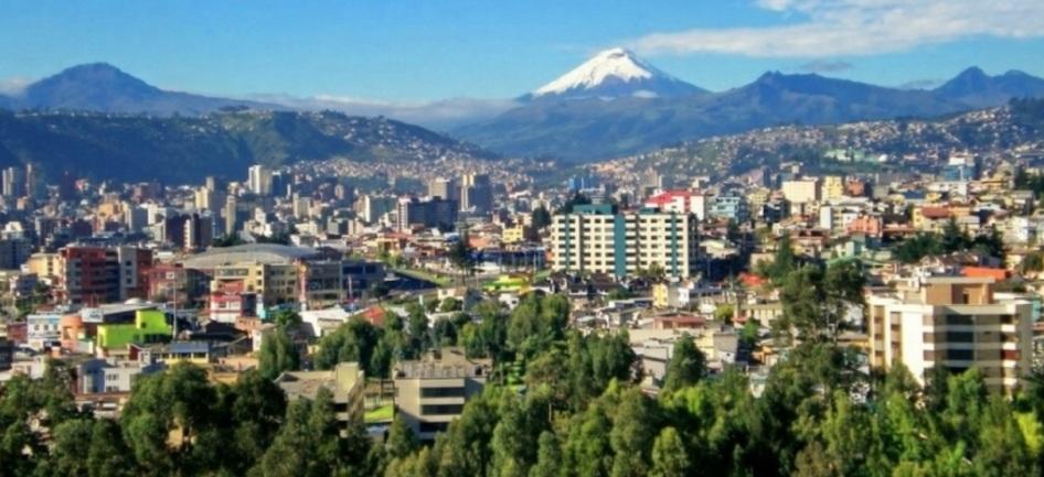 24 de Maio - Quito - Equador - 1822 - O Equador declara independência da Espanha.