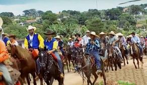 11 de Maio - Santa Luzia D'Oeste (RO) – Festa Agropecuária na cidade.
