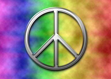4 de Abril - 1958 — O símbolo da paz CND é mostrado ao público pela primeira vez em Londres.