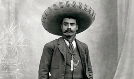 10 de Abril - 1919 — Emiliano Zapata, revolucionário mexicano (n. 1879).