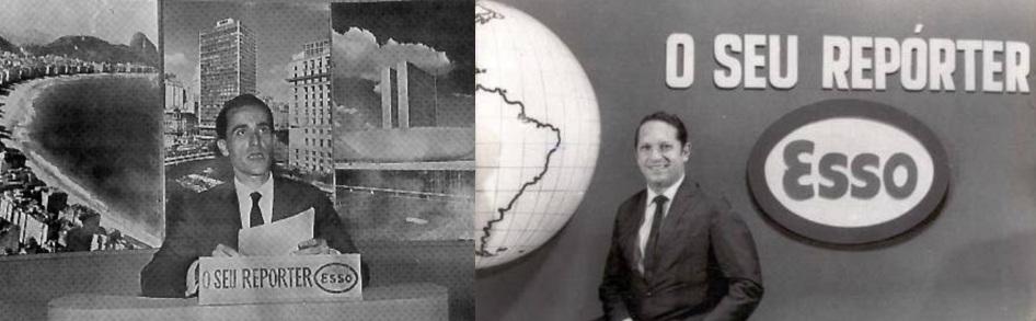 28 de Agosto — 1941 — Entra no ar o primeiro programa noticioso do rádio brasileiro, Repórter Esso.