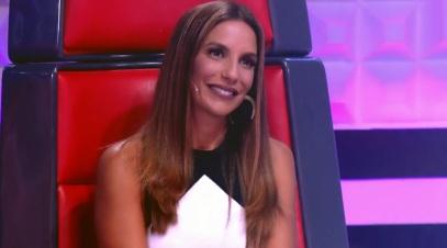27 de Maio - Ivete Sangalo no 'The Voice Kids'.