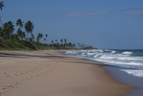 28 de Setembro – Praia de Arembepe — Camaçari (BA) — 259 Anos em 2017.