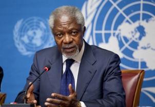 8 de Abril - 1938 — Kofi Annan, diplomata ganês.