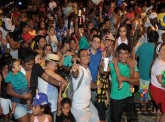 7 de Maio - Carnaval de Belém do São Francisco (PE).