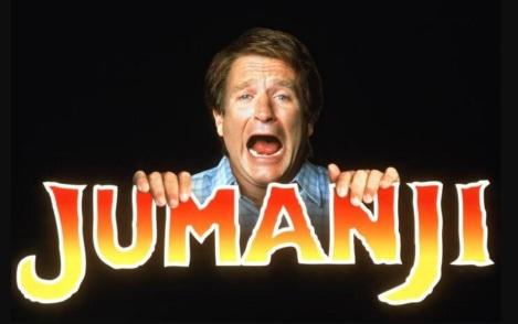 21 de Julho - Robin Williams - 1951 – 66 Anos em 2017 - Acontecimentos do Dia - Foto 12 - Em 'Jumanji'.