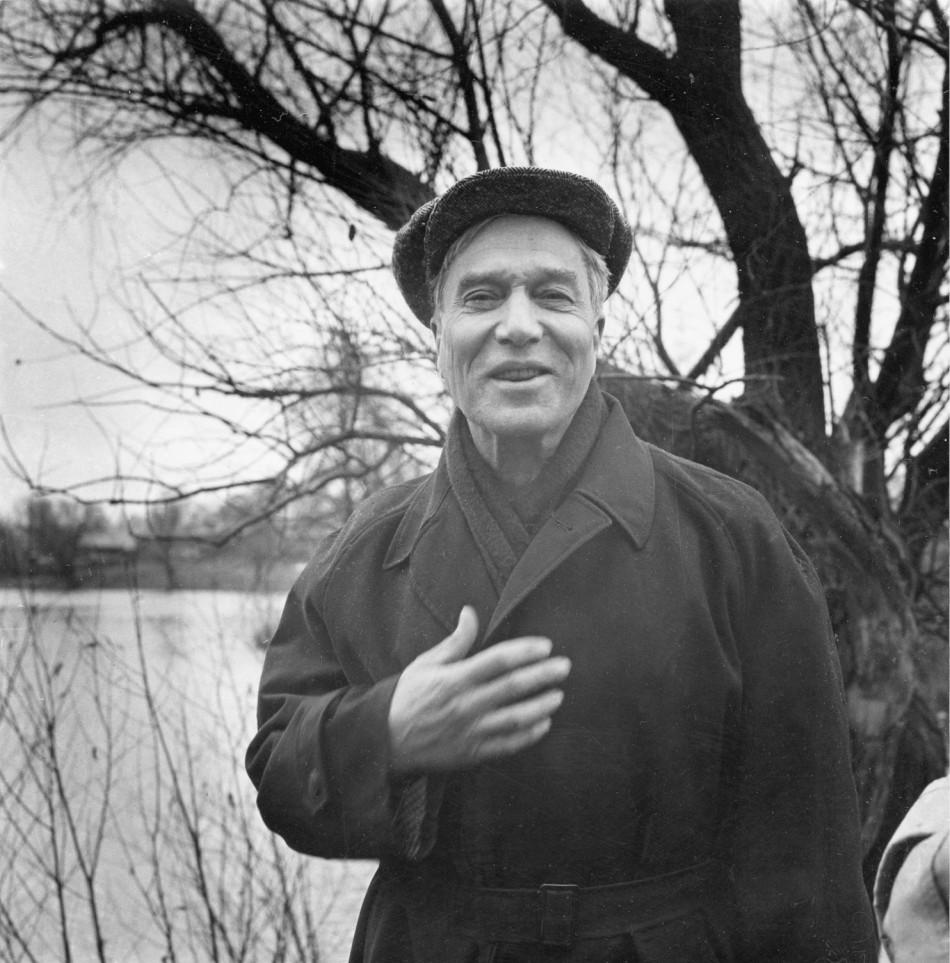 30 de maio - Boris Pasternak, escritor russo