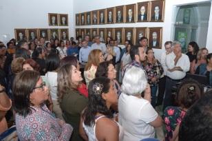 27 de Setembro – Lançamento do projeto 'Pais Educadores', no Salão Nobre do prédio da Prefeitura — Igarassu (PE) — 482 Anos em 2017.