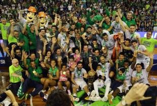 1 de Agosto – Bauru Basket, campeão do NBB 2016-2017 — Bauru (SP) — 121 Anos em 2017.