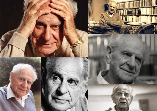 28 de Julho - 1902 – Karl Popper, filósofo da ciência inglês de origem austríaca (m. 1994).