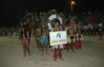 30 de Maio - III Jogos Indígenas do Pará no ano de 2006