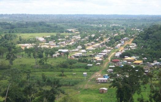 14 de Maio - Assis Brasil (AC) 41 Anos - Vista de cima.