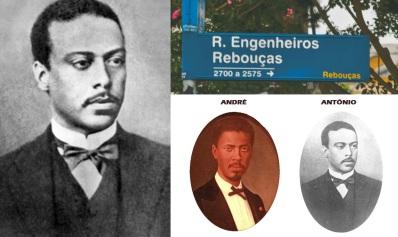 24 de Maio - 1874 - Antônio Pereira Rebouças Filho, engenheiro brasileiro (n. 1839)