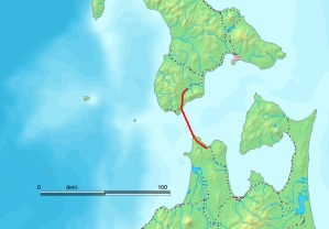 13 de março - O túnel Seikan contém um trecho de 23,3 km sob o leito marinho.