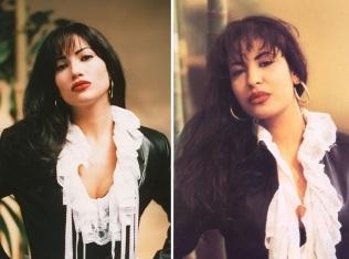 24 de Julho - Jennifer Lopez - 1969 – 48 Anos em 2017 - Acontecimentos do Dia - Foto 15 - Interpretando Selena.