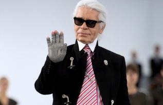 10 de Setembro – 1933 – Karl Lagerfeld, estilista alemão.