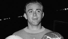 4 de Julho – 1926 – Alfredo Di Stéfano, futebolista e treinador de futebol argentino (m. 2014).