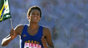 12 de Março - Joaquim Cruz, atleta, medalhista olímpico, brasileiro.