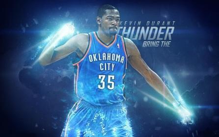29 de Setembro – Kevin Durant - 1988 – 29 Anos em 2017 - Acontecimentos do Dia - Foto 30 - Oklahoma City Thunder.