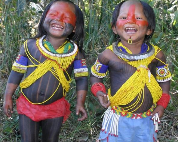 19 de Abril - Dia do Índio.