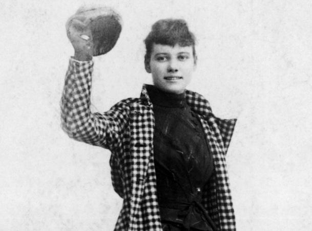 5 de Maio - 1864 — Nellie Bly, jornalista e escritora estadunidense (m. 1922).